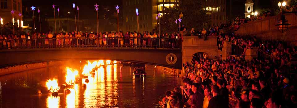 Providence Waterfire